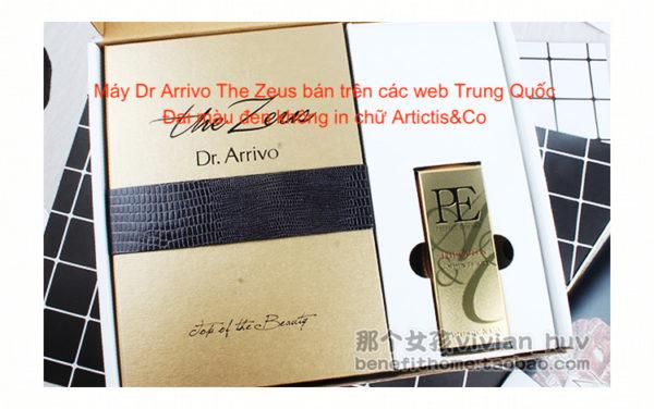 Dr Arrivo The Zeus - Máy nâng cơ mặt, chăm sóc da
