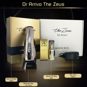 các bộ phận của máy Dr Arrivo The Zeus