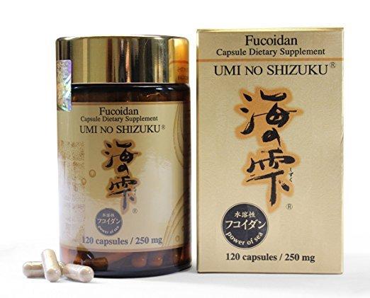 thuốc fucoidan umi no shizuku usa