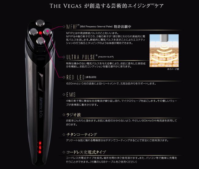 công nghệ làm đẹp da của dr arrivo the vegas