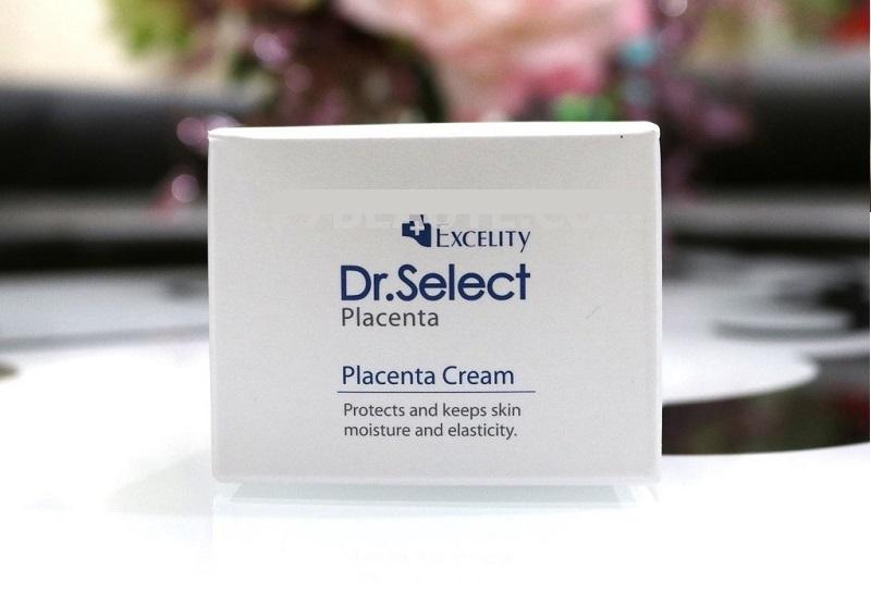Kem Dưỡng Da Dr Select Placenta Cream