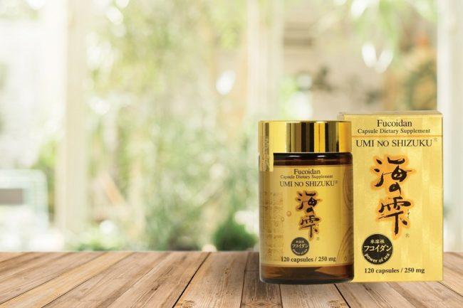 thuốc fucoidan umino shizuku nhật bản
