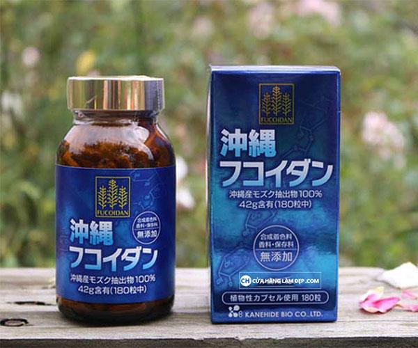 thuốc chống ung thư okinawa fucoidan