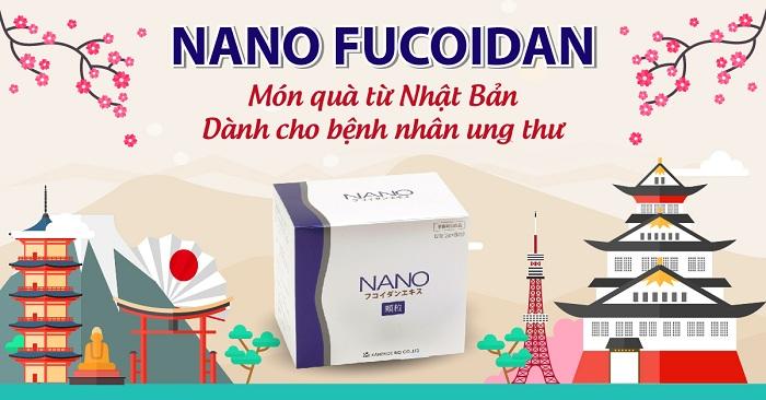 nano fucoidan dạng nước nhật bản